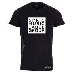 Sprig Music Label Group Black