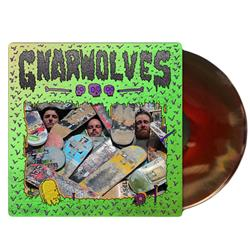 Gnarwolves Orange/Red/Green