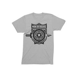 Sword Crest Heather Grey