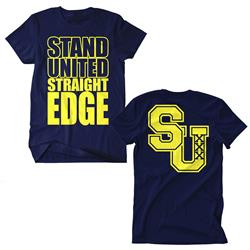Straight Edge Navy Blue