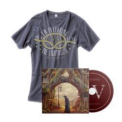 Act IV: Rebirth in Reprise CD + T-Shirt + Digital Download