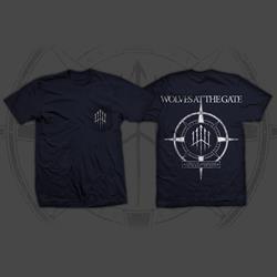 Compass Navy Pocket T-Shirt
