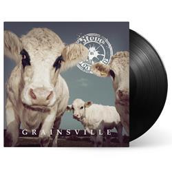 Grainsville Black Gatefold