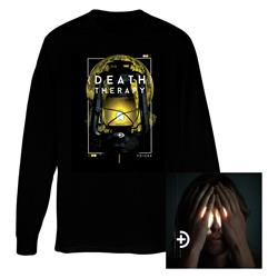Voices CD + DD + Long Sleeve