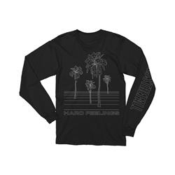Hard Feelings Black Long Sleeve