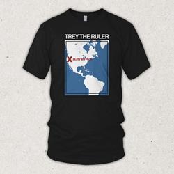 Bury My Pain Black T-Shirt