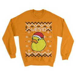 Duck Christmas S. Orange
