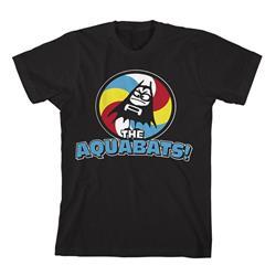 The Aquabats - Wheel Black *Final Print!*