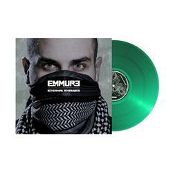 Emmure Eternal Enemies Clear Green 12'' Vinyl
