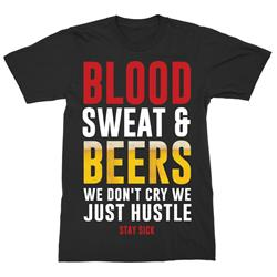 Blood, Sweat & Beers Black