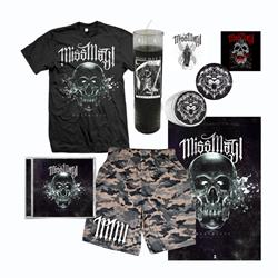 Deathless CD + T-Shirt Mega Bundle