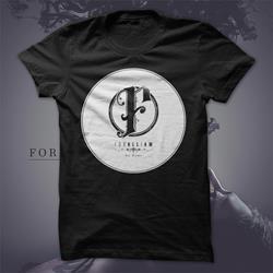 Circle F Black T-Shirt