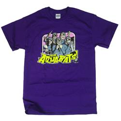 The Aquabats Suteki Purple