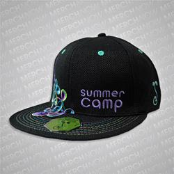 Summer Camp 2013 Black/Black Grass Roots Hat  7