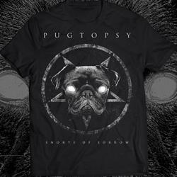 Pugtopsy Black