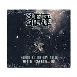 Ending Is The Beginning: The Mitch Lucker Memorial Show  CD/