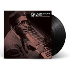 Thelonious Monk London Collection Vol.1 Black LP Audiophile Release