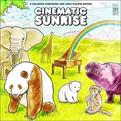 A Coloring Storybook...Reissue