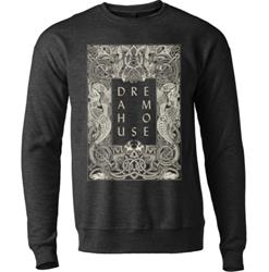 Antique Heather Charcoal Crewneck