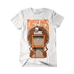 Orange Doom White