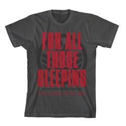 Black Symbol Charcoal T-Shirt *Final Print!*