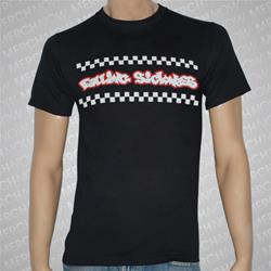 Checker Logo Black