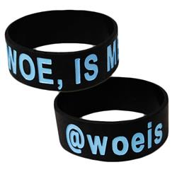 Woe, Is Me - @Woeis Black