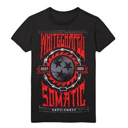 Somatic Defilement Black X