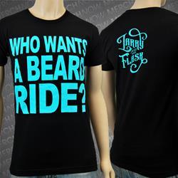 Beard Ride Black