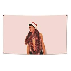 Limited Edition Holiday Wall Flag