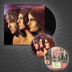 Emerson, Lake & Palmer - Trilogy LP + Picture Disc Bundle