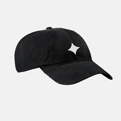 Shimmur Strapback Hat Black