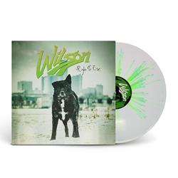 Right To Rise White W/Green Splatter Vinyl LP
