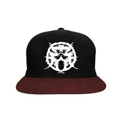 Logo Black/Red Snapback