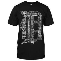 Detroit D Black