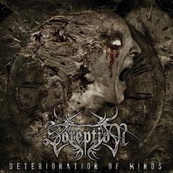 Deterioration Of Minds CD