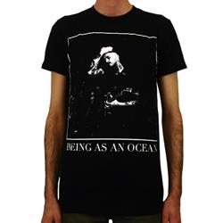 Being As An Ocean - Tyler Ross Black T-Shirt