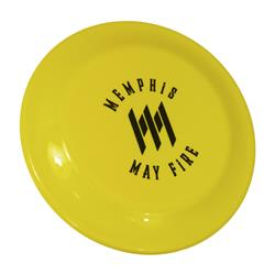 Logo Yellow Frisbee