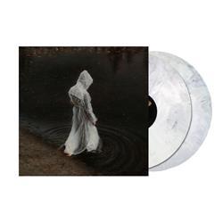 Vænir White W/ Black Swirl 2X LP
