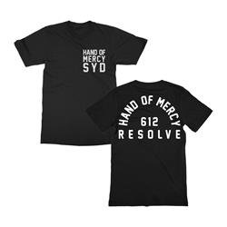 Resolve Black T-Shirt