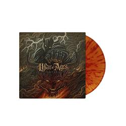 Alpha Blood and Fire Vinyl