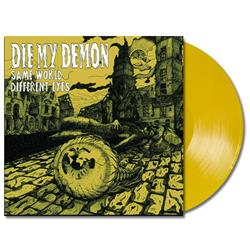 Same World Different Eyes Yellow Vinyl 7
