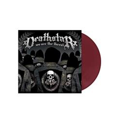 We Are The Threat Oxblood LTD Vinyl
