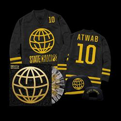 State Champs - LP/Hockey Jersey/Hat Bundle