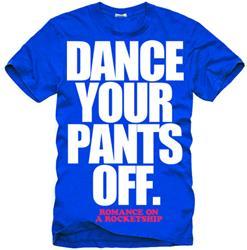 Dance Your Pants Off Royal Blue