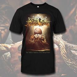 No More Respect Black T-Shirt
