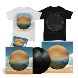 High Country CD + 2xLP + T-Shirts + Lithograph