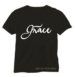 Only By Your Grace Black