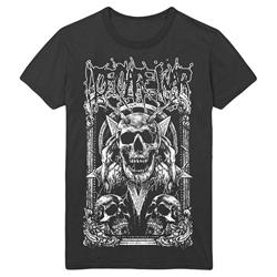 Triple Skull Black
