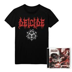 Overtures of Blasphemy CD/T-Shirt